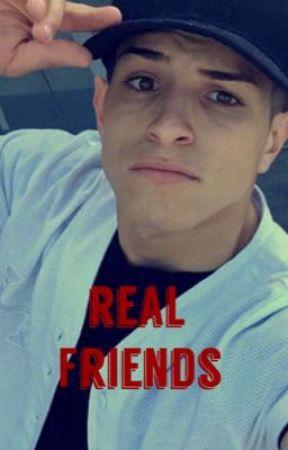Real friends  by memorablemara