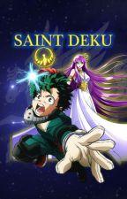 Saint Deku by JoestarGhoulZ