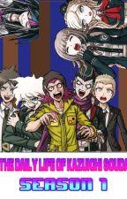 The Daily Life Of Kazuichi Souda (A SOUDAM STORY) by milkshake_fanfics