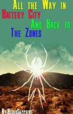 All the Way in Battery City and Back to the Zones - A KillJoys Story by BloodSapphire