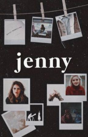 JENNY   ━   𝐒𝐓𝐑𝐀𝐍𝐆𝐄𝐑 𝐓𝐇𝐈𝐍𝐆𝐒 by -softgirls