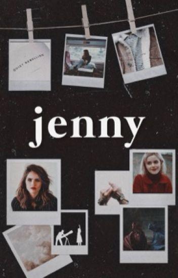 JENNY   ━   𝐒𝐓𝐑𝐀𝐍𝐆𝐄𝐑 𝐓𝐇𝐈𝐍𝐆𝐒