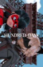 HUNDRED DAYS.  WEISHIN.  by uhmjinhyuks
