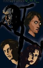 X-Files: C_ypt__ by JaneValentine007