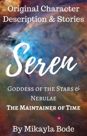 Seren: The Maintainer of Time by radicalslinky