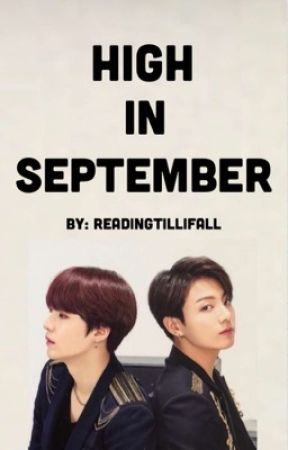 High In September | YOONKOOK by readingtillifall
