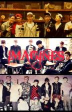 GOT7, BTS and EXO IMAGINES<3 by TheKpopDerp
