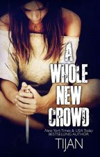 A WHOLE NEW CROWD by TijansBooks
