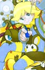 The Journey To Cath A Top Secret Pokemon! [Clemont] (Pokemon) by Drowned_In_The_Water