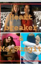 The HEART BREAKER and Ms. SUNGIT by emjaybucayu