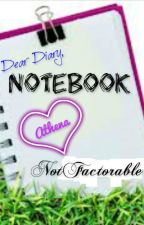 Notebook (One Shot) by NotFactorable
