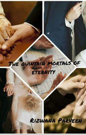 The Quintain Mortals Of Eternity by rizwana0411