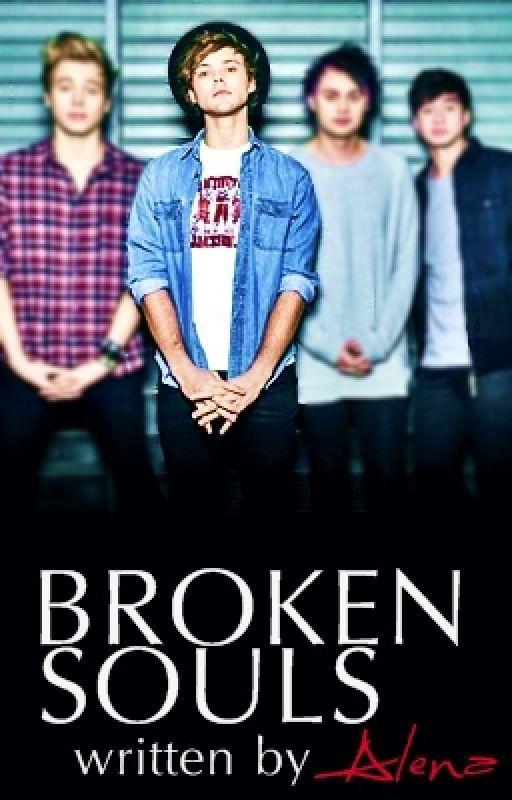 Broken Souls ✖ Ashton Irwin by minicupcake2411