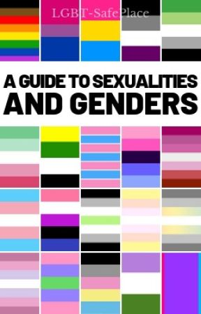 A Guide To Sexualities and Genders by Lgbt-SafePlace