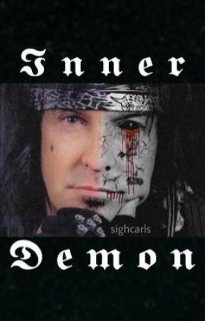 Inner Demon • Nikki Sixx by sighcarls