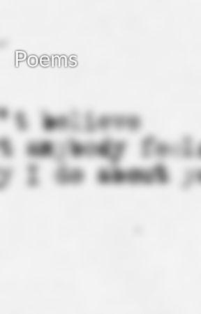 Poems by Sammy212121