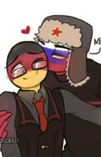 #Countryhumans RusGer(Russia x germany)  by JocysJosChannelOfNon