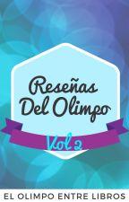 Reseñas Del Olimpo. Vol 2 by OlimpoEntreLibros