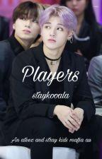 The Players ATEEZ & SKZ Fanfiction by staykooala