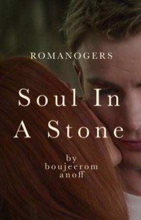 soul in a stone (romanogers) by boujeeromanoff