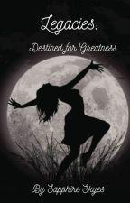 Legacies: Moonlight Dusk, Princess of Shadows by SMisun123