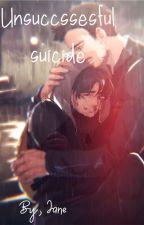 Unsuccessful Suicide (A Peter Parker FanFic~) by DepressingHuman