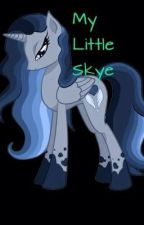My Little Skye? (TC and MLP FF) by helpingtheinternet
