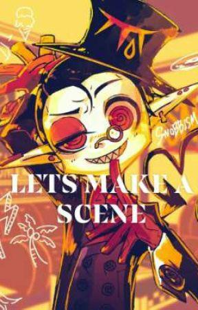 Lets make a scene!(Snobbism) by Asilentsigh