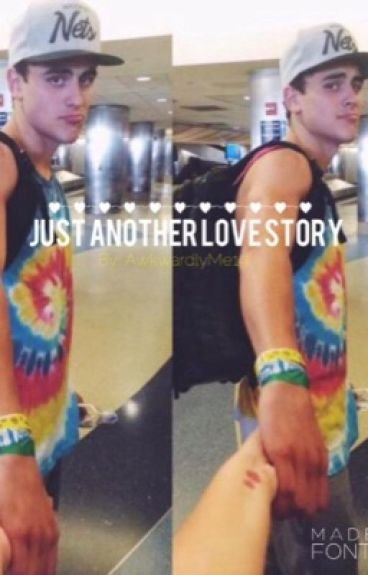 Just Another Love Story (Jack Gilinksy Fanfic)