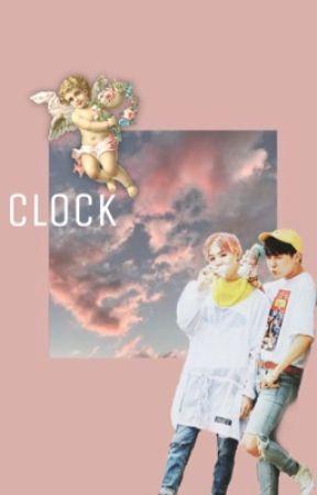 clock | sope soulmate au by MinniYoonji