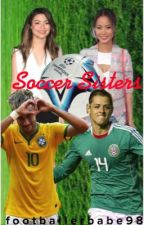 ||| DISCONTINUED ||| Soccer Sisters {Neymar Jr/ Chicharito} by footballerbabe98