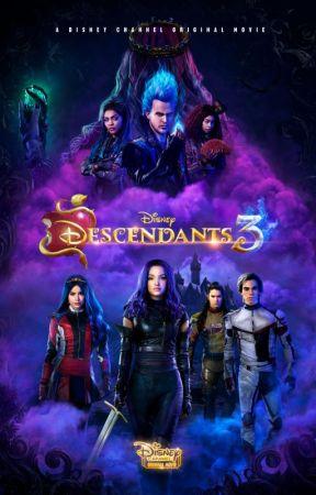 Descendants 3 (OC Added) by DracoHero735