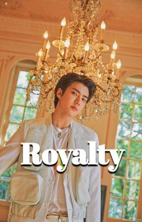 Royalty [Sehun x Reader] by yurokoshi
