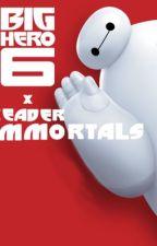 Big Hero 6 (Movie) X Reader by DontKillKenny_08