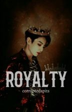 ROYALTY. (Taekook) by corruptedspits