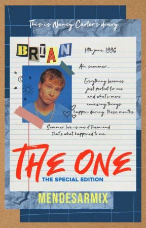 The One • Brian Littrell by mendesarmix
