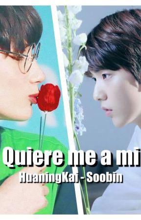 Quiere me a mi ~ Soobin, HueningKai y Tú by Gabby-EM