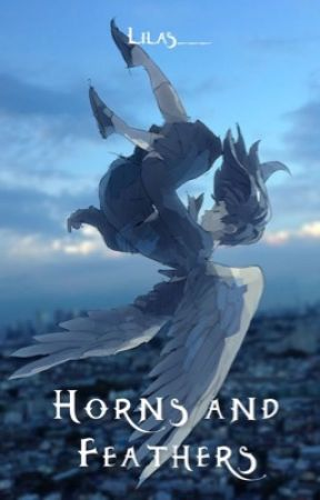 Horns and Feathers {Scrapped} by Lilas___