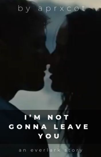 I'm Not Gonna Leave You