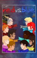 Red Vs Blue Stores by ForestRenee