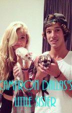 Cameron Dallas's Little Sister by ashleyyyyyk_