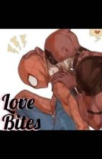 •Love bites• (Spiderman x Deadpool Fanfic) by BrobroPotater
