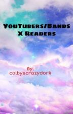 YouTubers/ Bands X Readers by colbyscrazydork
