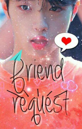 friend request   Son Dongpyo