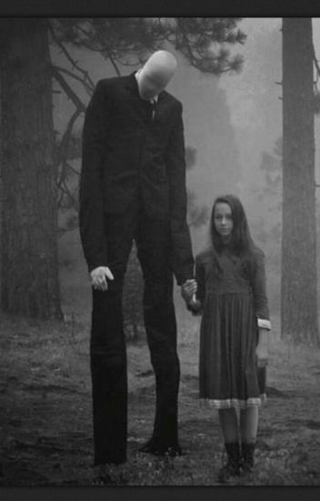 Always to Forever (Slenderman Love Story)