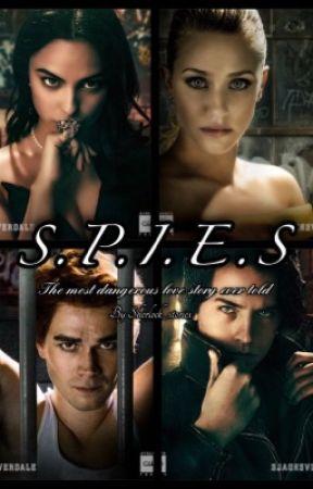 S.P.I.E.S   A Core Four Fanfiction by riverdale_patriots