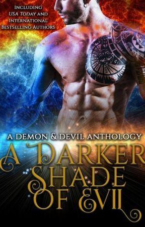 A Darker Shade of Evil / I Spy A Demon by ketadiablo