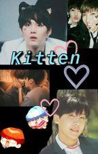 Kitten- Yoonseok by The_HolyWaterrr05