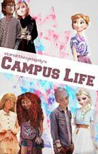 Campus Life by vashappeninmlk