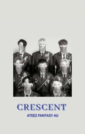 CRESCENT | ATEEZ FANTASY AU | by drumboydowoon